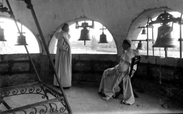 1930 Pálos kolostor harangtornya 1930-as évek