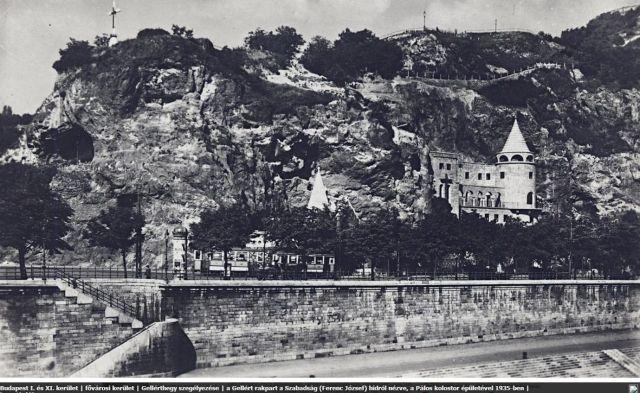 1936 Pálos kolostor - Forrás Gellérthegy szegélyezése, egykor.hu 12.jpg