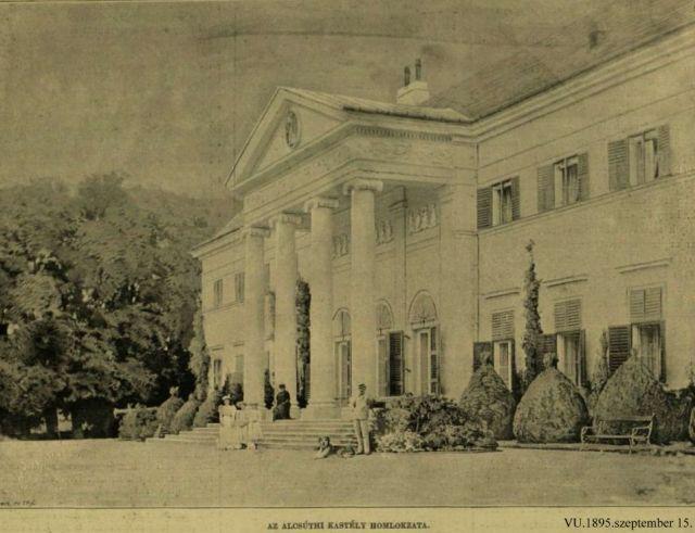 alcsúti_kastély_homlokzata_VU.1895.szept.15.