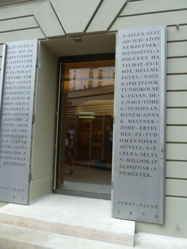 Evangélikus Múzeum P1570003 - 1870 Veres Pálné