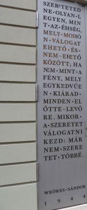Evangélikus Múzeum P1570004 - 1944 Weöres Sándor 1h