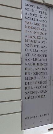 Evangélikus Múzeum P1570005 - 1945 Ordass Lajos 1h