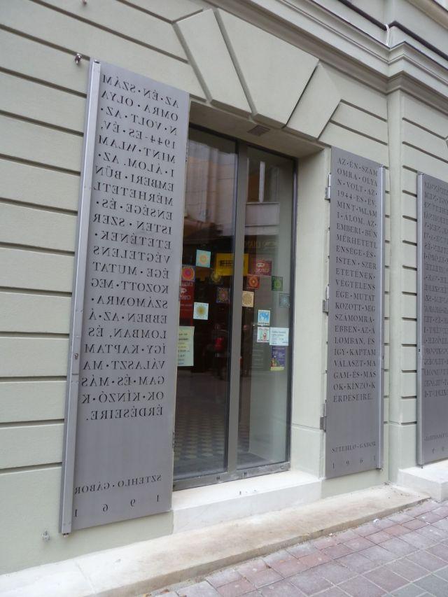 Evangélikus Múzeum P1570006 - 1961 Sztehlo Gábor