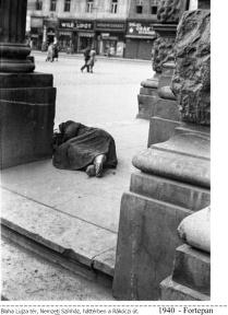 Blaha, Nemzeti színház, 1940 szegény ember