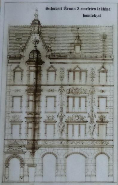 Bp 100 a Nagykőrúton P1600710 József krt 85 építési terv