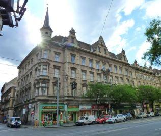 Erzsébet körúti ház mai képe