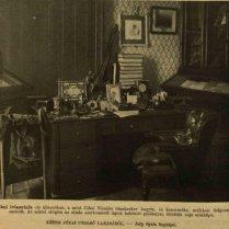 Jókai íróasztala, VU 1904