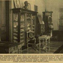 Jókai dolgozószobája, VU. 1904.23. sz.