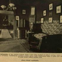 Jókai hálószobája, VU 1904