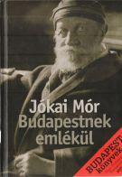 Jókai Mór - Budapestnek emlékül - könyvborító