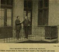 VU 1904.május 8. gang