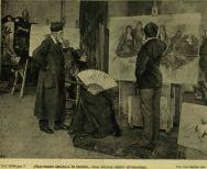 VU_1894. 1.szám - Jókai Feszty műtermében