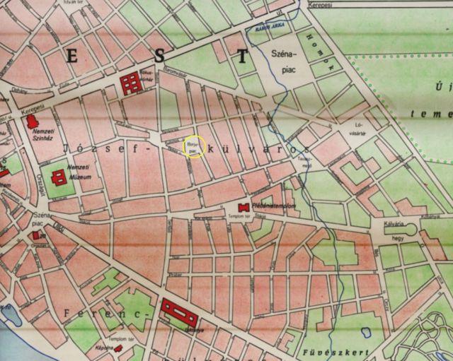 1848 Bp, Józsefváros, Borjú piac - 2