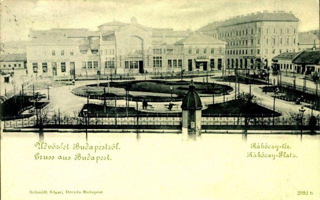 Rákóczi tér 1899