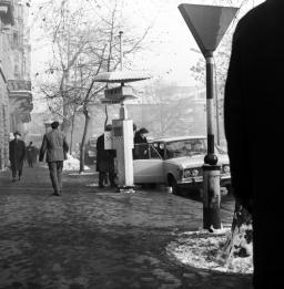 Rákóczi tér 1971 - 87305 taxi droszt