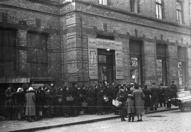 Rákóczi tér- Víg u, 1946-78449