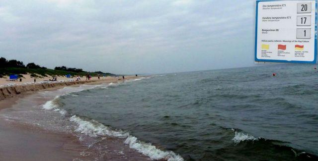 Balti tenger, strand