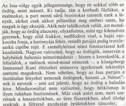 Issa völgye 03, ördögökről (1)
