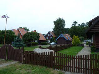Kur - földnyelv, Nida P1640538 ház színvilága