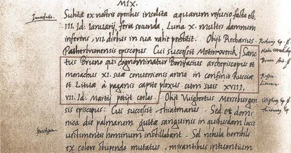 lietuvos_vardas-_the_first_name_of_lithuania_in_writing_1009
