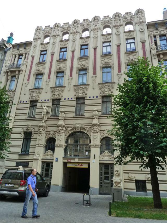 Riga P1650304 - Alberta iela 2a
