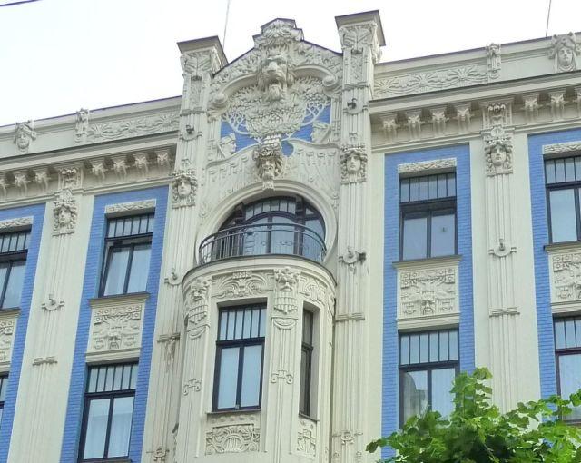 Riga P1650314b - Alberta iela 8 - 1903.