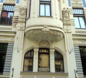Riga P1650316c - Alberta iela 8 - 1903.
