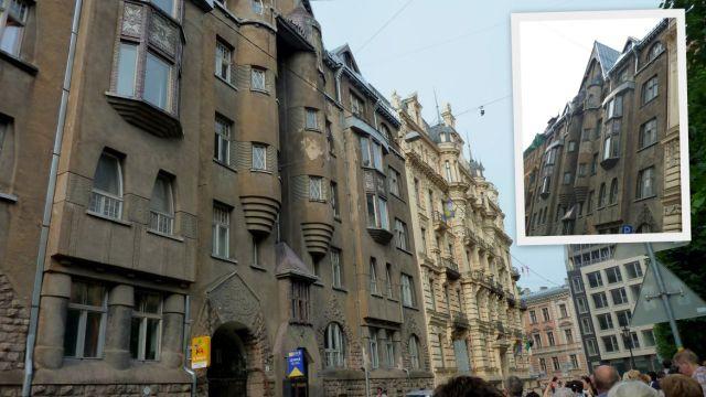 Riga P1650317 -Alberta iela 11- 1908 Eizens Laube