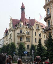 Riga, sz. IMG_2625 FotóZsuzsi Alberta iela 12. - 1903, Museum