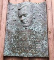 Thomas Mann háza IMG_2059V, Nida