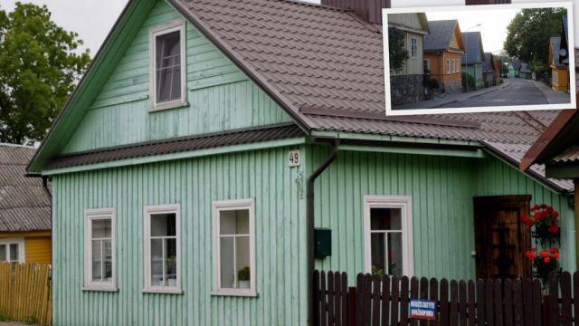 karaita házak