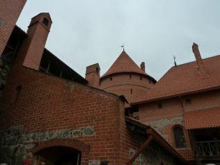 Trakai P1630552 vár piros tetők