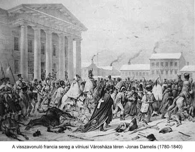 a-visszavonulo-francia-sereg-a-vilniusi-varoshaza-teren-1812-jonas-damelis1780-1840