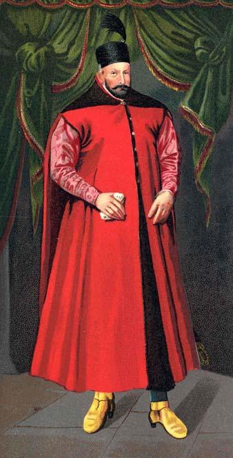 bathory-istvan-lengyel-kiraly-Martin Kober, 1583. olajfestménye utan