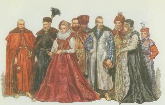 jan-matejko-1576-1586-magnates-ubiory-w-polsce