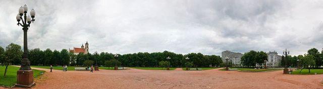lukiskes_square_-panorama-vilnius