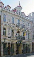 Aláírás háza, Pilies gatve - House of Signatories