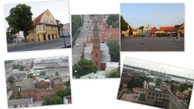 Klaipeda, kollázs