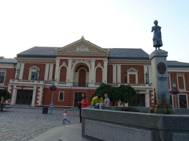 Klaipeda P1640087 Színház
