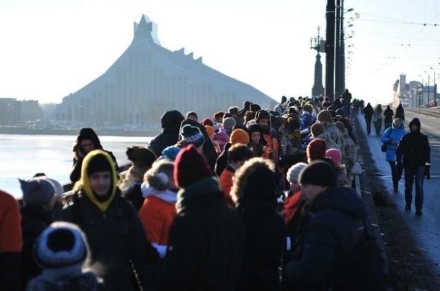 2014 Európa kulturális Fővárosa Riga - Forrás: Európa Pont