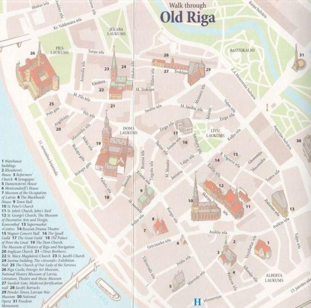 Discover Riga 1 tkp