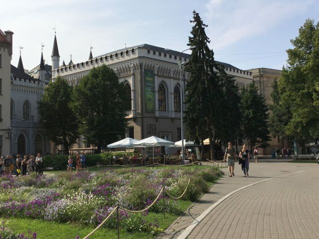 Riga IMG_2448 a FotóZsuzsi Liv tér - Nagy céh ház