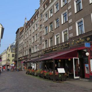 Riga IMG_7647 Gyö Kalku Iela-Mész utca, Queens Rest.