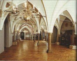 Riga, Nagy Céh ház- Münster terem