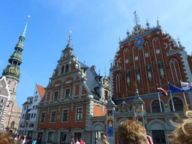 Riga P1650179 Melngalvju - Feketefejűek háza