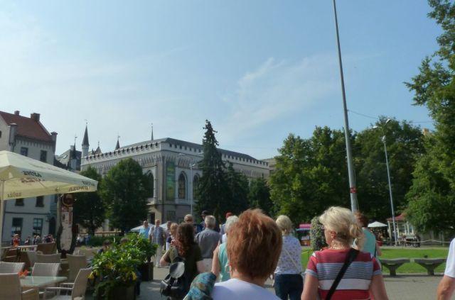 Riga P1650255 Liv tér, Nagy Céhház