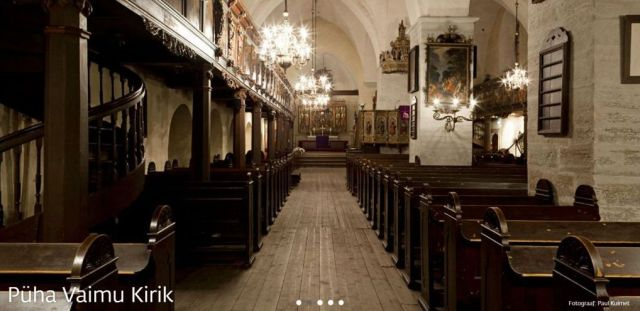 Tallinn, Szentlélek templom 4
