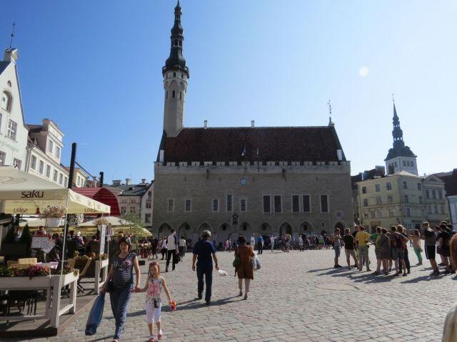 Tallinn IMG_8014 Gyö, Városháza tér