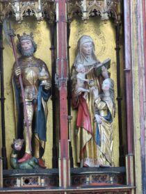 Tallinn IMG_8296 Gyö Szentlélek templom, Szent Olaf, Szt Anna