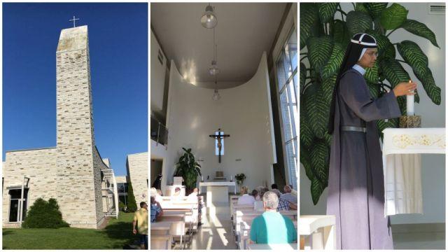Tallinn, Brigitták temploma, koll